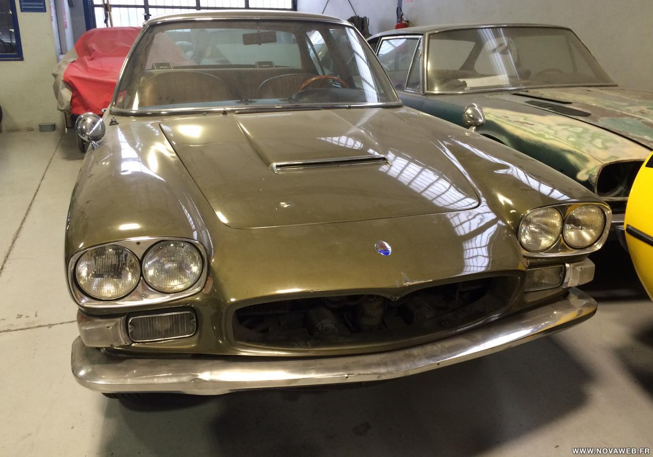 Maserati Quattroporte de 1968 à vendre - Automobiles de ...