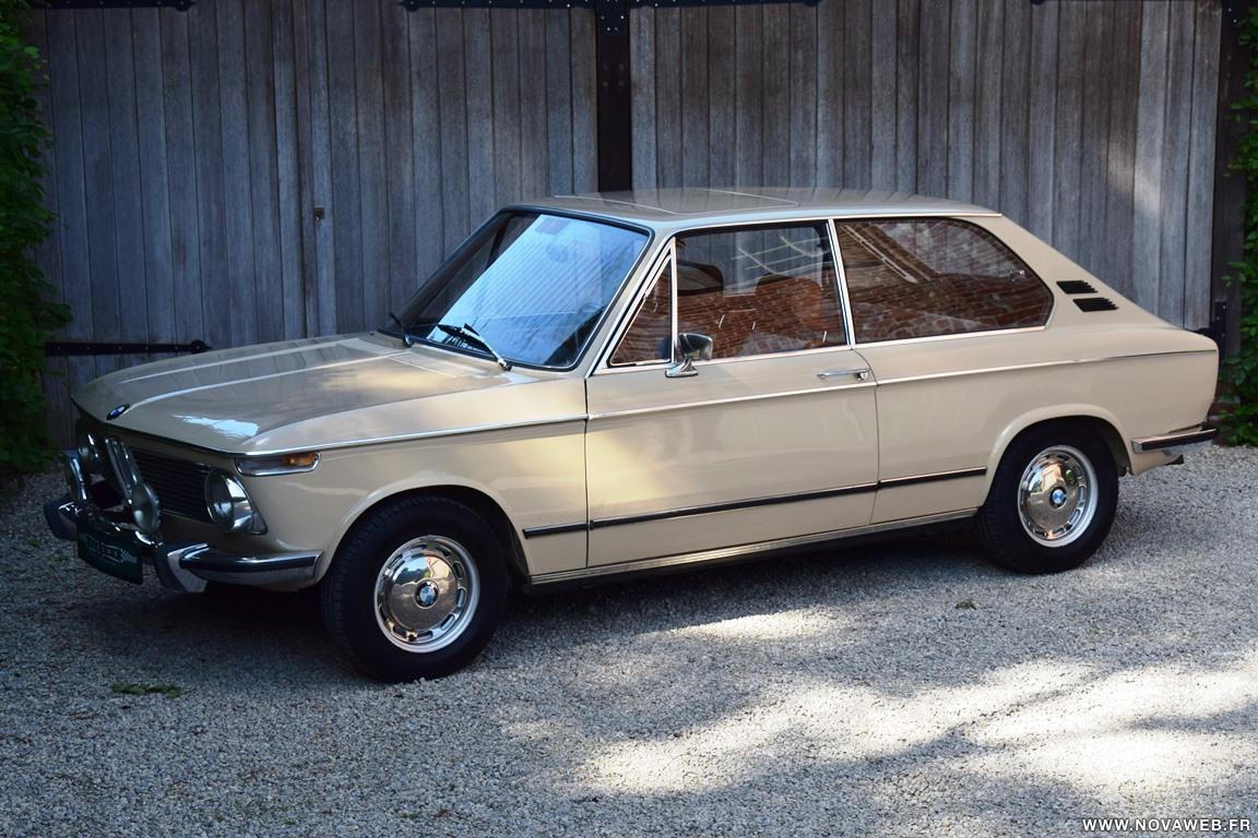 Bmw 2002 Tii Touring De 1971 A Vendre Automobiles De Collection Classic Number